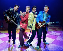Million Dollar Quartet Westchester Broadway Theatre