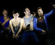 Canuck Downunder: Fringe
