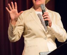 Karen Finley's Unicorn Gratitude Mystery