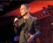 Tony Danza Continues 'Standards & Stories'