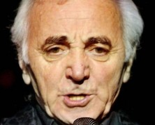 Legendary Charles Aznavour Set for Madison Square Garden