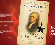 Theater Pizzazz Contributor Scott Siegel Moderates Hamilton:From Book to Musical Sensation