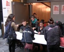 Hamilton Cast Members Register Voters