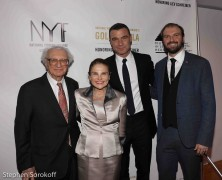 Folksbiene Honors Liev Schreiber at Golden Gala