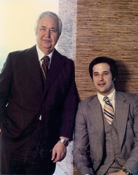 Leonard Lane & Stewart F. Lane