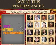 Not At This Performance at Feinstein's/54 Below
