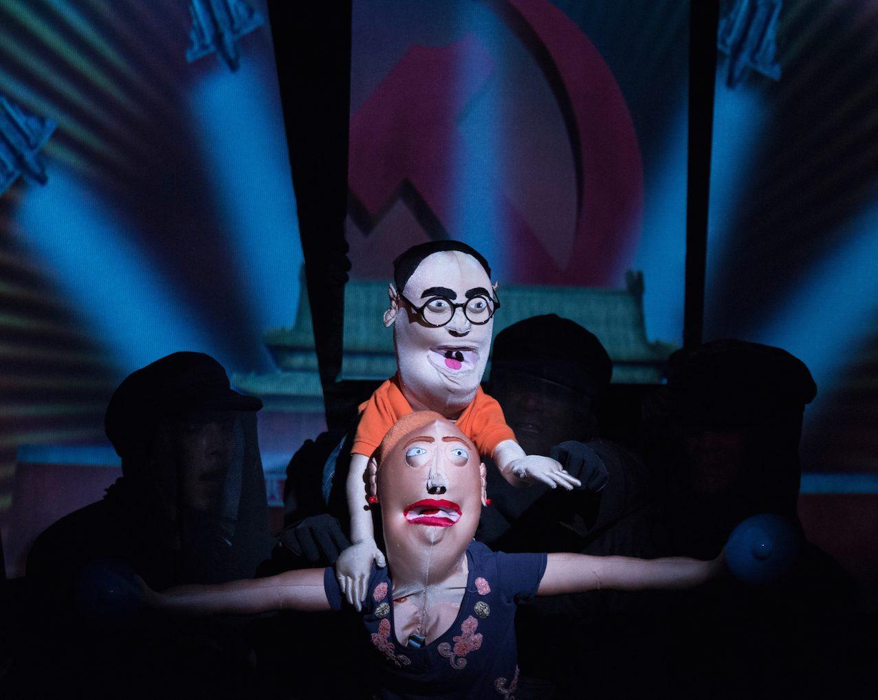 jack foreaker adult puppet show