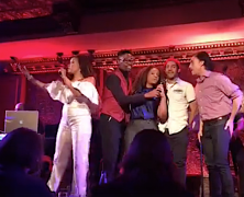 Tracie Thoms at 54 Below