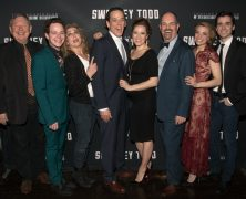 Photos: Sweeney Todd Opening Night