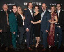 Photos: Sweeney Todd Opening Night