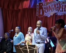 Club Bonafide Celebrates Harry Belafonte's 90th BirthDay-O