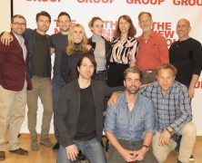Hamish Linklater's The Whirligig Meets the Press