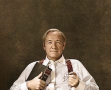 Kevin Spacey is Clarence Darrow