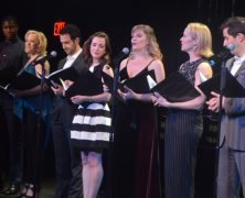 Broadway Project Celebrates Great White Way