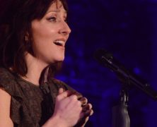 Carmen Cusack at 54 Below
