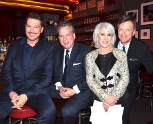 Jamie deRoy Hosts the Toast of Broadway Old and New