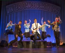Buddy Holly is Rockin' at Bucks County Playhouse