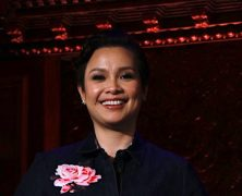 Lea Salonga Meets the Press for 54 Below Encore