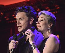 Marin Mazzie and Jason Danieley Celebrate 20 Years