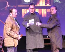A Spin on Sherlock Holmes