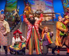 Backbeard: The Musical