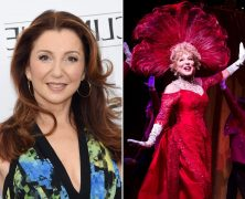 "Donna Murphy in ""Hello, Dolly!"""