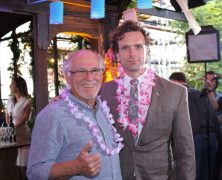 Jimmy Buffett Musical Escape to Margaritaville Media Day
