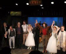 Desperate Measures Opening Night at York Theatre