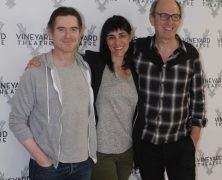 Meet Billy Crudup, Leigh Silverman, David Cale 'Harry Clarke'