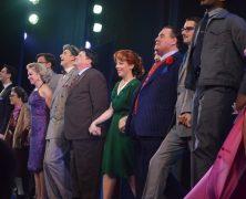 The Honeymooners Opening Night at Paper Mill Playhouse