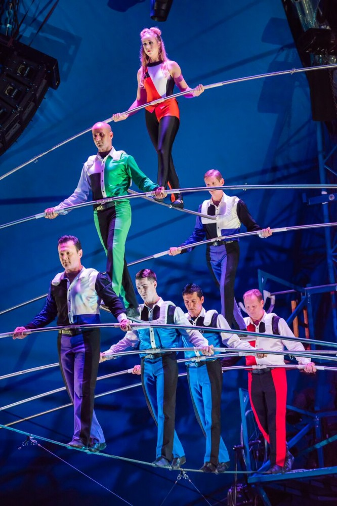 Review The Big Apple Circus Is Back At Damrosch Park