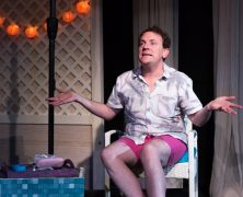 Bright Colors and Bold Patterns at SoHo Playhouse