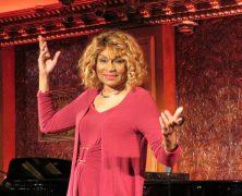 Vivian Reed Returns to 54 Below Singing Lena Horne