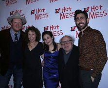 Hot Mess Opening Night