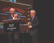 National Yiddish Theatre Folksbiene Honors Jerry Zaks