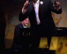 Isaac Mizrahi: Moderate to Severe at Cafe Carlyle