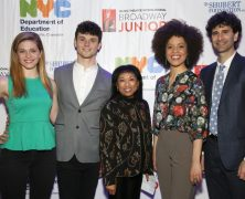 Shubert Foundation HS Theatre Festival – Students Make Broadway Debuts