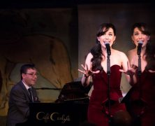 Lena Hall Pure Pizzazz!