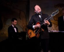 John Pizzarelli at The Cafe Carlyle
