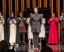 Photos: Saint Joan Opening Night