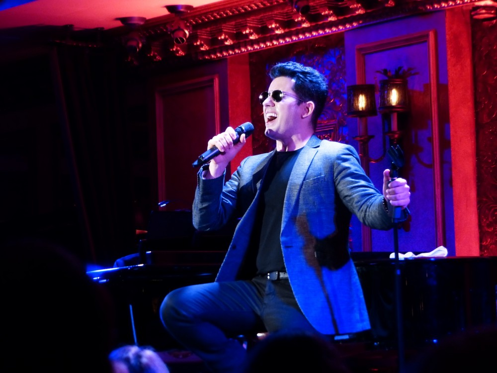 John Lloyd Young – My Turn, Live!