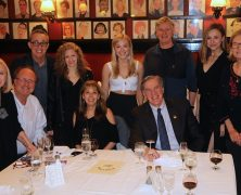 Desperate Measures Celebrates at Sardi's