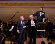 """Composer Alan Menken Invites Us to Be """"Part of His World""""with NY Pops"""