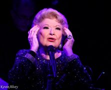 Marilyn Maye Leaves Her Audience Breathless: Once Again