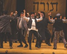 Folksbiene's Fiddler Oifn Darch Extended thru Oct. 25