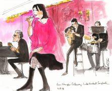 Ann Hampton Callaway – Hot in Fuschia at 54 Below