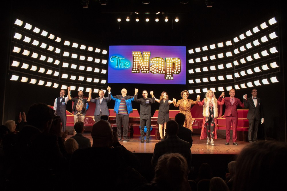 Opening Night: The Nap at MTC