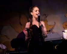 Alexa Ray Joel Back at Café Carlyle