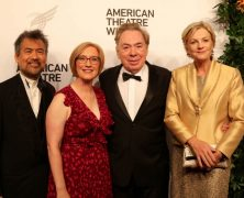 ATW Honors Sir Andrew Lloyd Webber