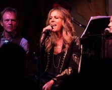Rita Wilson presents 'Liner Notes' at Café Carlyle